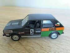 Volkswagen Golf GTI Coupe 1978 Mathey Solido 1/43e