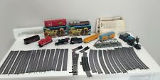 Athearn Train Set Railway station 80+ pieces original in original boxes sertifie