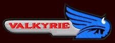 "HONDA VALKYRIE EMBROIDERED PATCH ~5-1/2"" x 2"" CRUISER MOTORCYCLE CUSTOM BIKE F6C"