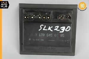 97-04 Mercedes R170 SLK230 SLK320 Fuse Relay Junction Module Unit 1705450105 OEM