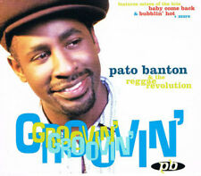 PATO BANTON & THE REGGAE REVOLUTION GROOVIN' 4 TRACK CD SINGLE FREE P&P