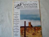 Amerikanistik -4/2003-Comanchen-Mandan, Hidatsa, Arikara- North West Rebellion