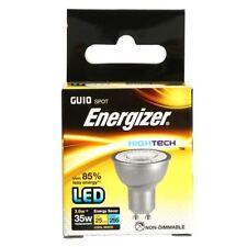 ENERGIZER HIGHTECH LED GU10 3.6W=35W SPOTLIGHT LIGHT LAMP BULB - COOL WHITE