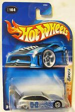 Hot Wheels Ford Focus #104 2003 Tech Tuners Series 5/5 Diecast Car New