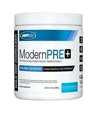 USP Labs ModernPre+ Pre Workout MODERN BLUE RASPBERRY NEW UK FREE TRACKED POST