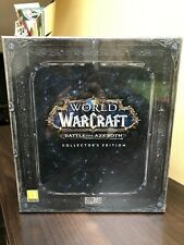 World of Warcraft - Battle for Azeroth Collectors edition, NEW AND SEALED