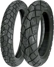 Bridgestone TW101/TW152 Trail Wing Front & Rear Tire Set 100/90-19 & 130/80-17
