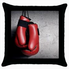Boxing Throw Pillow Case