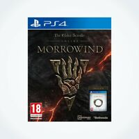 THE ELDER SCROLLS ONLINE : MORROWIND sur PS4 / Neuf / Sous Blister / Version FR