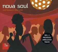Nova Soul-Soul flavoured Club Tunes (2001) settore NEW movements, moda [CD DOPPIO]