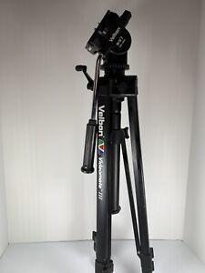 Velbon VideoMate III with Vel-flo 9 PH-368 Fluid Head Tripod
