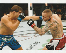 ROSS PEARSON SIGNED AUTO'D 8X10 PHOTO UFC 201 191 185 FIGHT NIGHT TUF 9 MMA B