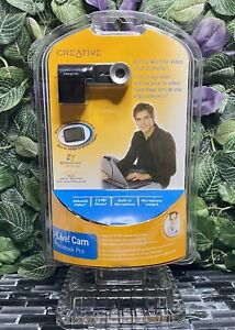 Creative Live! Mobile Web Cam Model VF0400EF