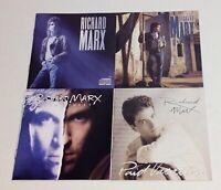 Richard Marx: 4 CD Lot - Richard Marx/Repeat Offender/Rush Street/Paid Vacation