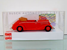 1/87 Busch MB 170s cabrio rojo 40510