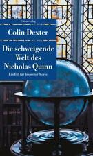 Die schweigende Welt des Nicholas Quinn - Colin Dexter - 9783293208223