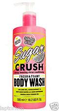 Soap and Glory SUGAR CRUSH Fresh & Foamy BODY WASH 500ml Shower Gel Cleanser