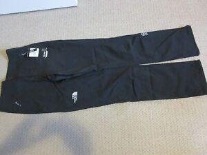 Mens New North Face Summit L1 ClimBoy's Pants Size Small Color Black