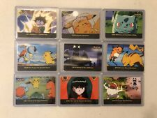 1999 Topps TV Animation Edition Series 1 - LOT OF 9 - 2 Foil! FREE SHIP! LP/NM