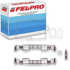 Fel-Pro Intake Manifold Gasket Set for 1996-1999 Chevrolet C1500 Suburban cp