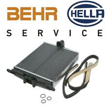 HVAC Heater Core Hella Behr For Mercedes W140 300SE S420 S500 S600 C140 CL500