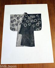 Photogravure kimono papier épais - Tirage de 1940 - 11