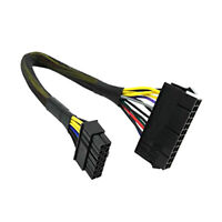 1 Ft ATX 14 pin to 24 pin  PSU Power Supply Adapter Cable For Lenovo & more