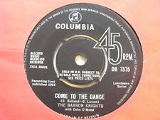 """THE BARRON KNIGHTS Come To The Dance Ex Columbia 1964 UK 7"""""""