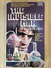 Michael Jahn THE INVISIBLE MAN 1st 1975 David McCallum NBC TV Series L@@K WOW!!!