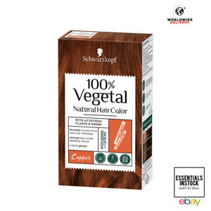 Schwarzkopf 100% Vegetal Hair Colour Copper