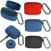 Full Protective Cover Skin Box Silicone Case For Jabra Elite Active 65t Earphone