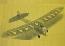"Model Airplane Plans (RC): Playboy Senior 67-1/2"" Ver. for 05 Electric (Leisure)"