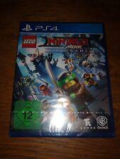 LEGO Ninjago Movie Videogame (PS4, Sony PlayStation 4, 2017)