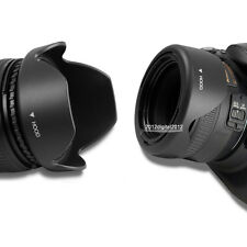 58mm Reversible Petal Lens Hood for Canon Rebel XSi T2i T3 T5i T4i T3i new