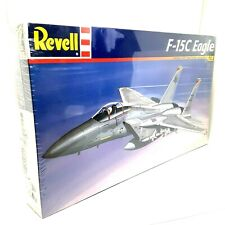 Revell F-15C Eagle Fighter Jet 1/48 Scale Model Kit# 85-5823 Ages 10 & Up 2001