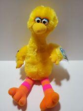 "U1 Applause Big Bird Plush 16"" New with Tags Stuffed Animal"