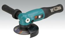 """Dynabrade 4"""" Pneumatic Air Right Angle Grinder 1.3 HP 3/8""""-24 Spindle 13,500 RPM"""