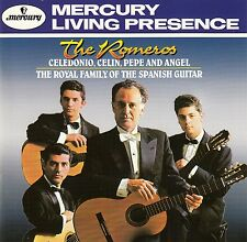 THE ROMEROS : THE ROYAL FAMILY OF THE SPANISH GUITAR / CD - TOP-ZUSTAND