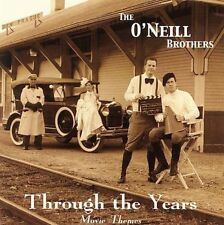 Through the Years O'Neill Brothers Audio CD Used - Very Good
