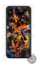 Pokemon Characters Animated Phone Case Cover For iPhone Samsung LG Google
