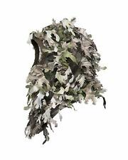 North Mountain Gear Ghillie Camouflage Face Mask - Hunting Accessories - Hunting