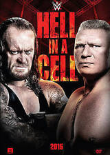 WWE: Hell in a Cell 2015 (DVD, 2015) SKU 800