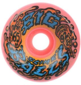 SANTA CRUZ Big Balls 65mm 92a Speedwheels Reissue Pink