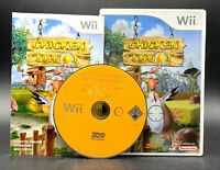 "NINTENDO WII SPIEL"" CHICKEN SHOOT "" KOMPLETT"