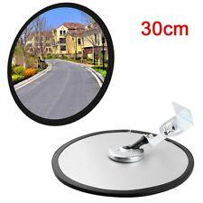 30cm Konvex Sicherheit Überwachung sspiegel Panoramaspiegel Verkehrsspiegel