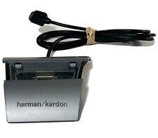 Harman Kardon The Bridge Docking Station for iPhone iPod Vintage Rare Music