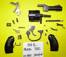 H R 32 SW LONG MODEL 732 GUN PARTS LOT ALL PARTS PICTURED 4 ONE PRICE #17-497