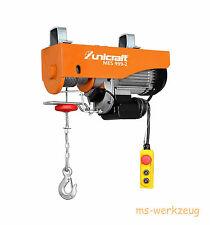 Unicraft MES 999-2 Mini Elektro-Seilzug 999 kg