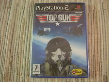 PLAYSTATION 2 PS2 TOP GUN TOPGUN NUEVO