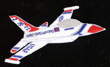 US AIR FORCE USAF THUNDERBIRDS F-16 FALCON HAT PATCH NELLIS AFB PILOT AIRCREW